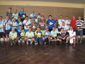 Foto final das delegações que participaram do III Nordestão.