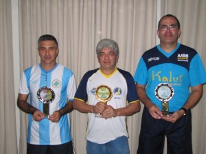 Marcellus, Armandinho, Eder