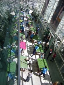 4ª Etapa realizada no Shopping Difusora em Caruaru