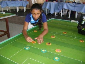 THAYNÁ Botonista da AABB Caruaru de Pernambuco