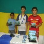 Kleyson da Liga, Matheus da AABB Recife e Lucas do Sport