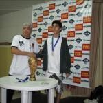 Armandinho e Matheus - Espanha - 4º Colocado