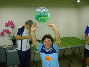 Zé Edson da AABB Caruaru foi o Campeão Master Série Prata