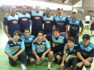 Equipa da AABB Caruaru