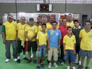 Equipe da Liga Jardim Brasil