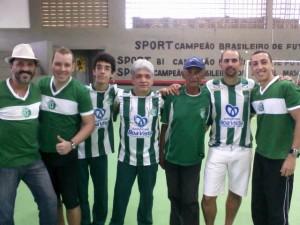 Equipe do Mequinha - 1ª Etapa