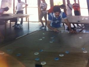 Representando a AABB Recife - Modalidade 3 Toques