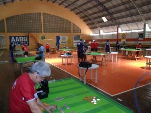 Ginásio da AABB Caruaru, Liberado para Competições